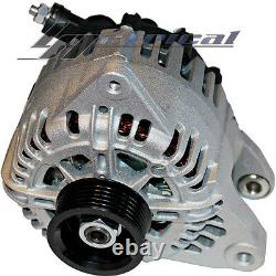 100% NEW ALTERNATOR FOR KIA HYUNDAI GENERATOR V6,2.7 110 Amp ONE YEAR WARRANTY