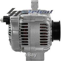 100% New Alternator For Acura Rl Generator 3.5l V6 Hd 110amp One Year Warranty