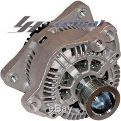 100% New Alternator For Bmw 318 Z3 1.8l 1.9l Generator Hd 80a One Year Warranty