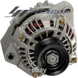 100% New Alternator For Honda CIVIC Dx, Ex, Gx, L Hx, Acura El 70aone Year Warranty