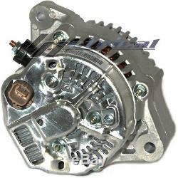 100% New Alternator For Honda Crv Cr-v Generator 2l Hd 95amp One Year Warranty