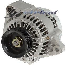 100% New Alternator For Honda Prelude 2.2 Generator Hd 90amp One Year Warranty