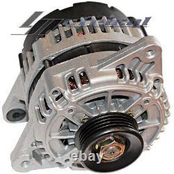 100% New Alternator For Kia Rio 1.6 1.6l 2006-2009 90amp One Year Warranty