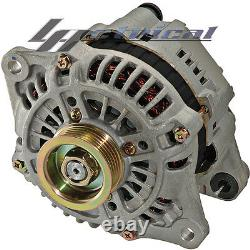 100% New Alternator For Mazda 626, MX 6, Probe 2.5l Hd 90amp One Year Warranty