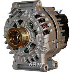 100% New Alternator For Mini Cooper Oem Valeo, 02-06,1.6,120ampone Year Warranty