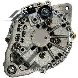 100% New Alternator For Nissan Sentra, 200sx Alternator 95-99 One Year Warranty