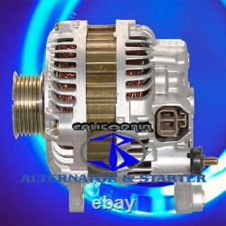 100% New Hd Alternator For Infiniti M45, M 45, V8 4.5l 110amp One Year Warranty