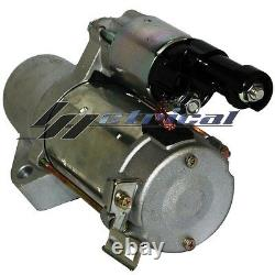 100% New Starter For Acura MDX 3.7l V6 Hd 2007 2008 2009 One Year Warranty