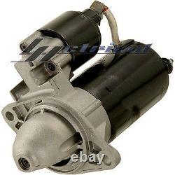 100% New Starter For Saab 9-5 95 3.0l V6 99 2000 01 02 03 Hd One Year Warranty