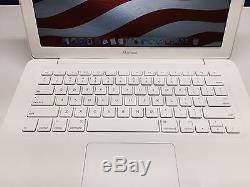 13 inch Apple MacBook Unibody Laptop OSX 2015 One Year Warranty 500GB! Loaded