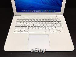 13 inch Apple MacBook Unibody Mac Laptop OSX 2015 One Year Warranty 500GB