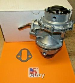 1937 1950 Packard 6+8 Cyl Dual Action Rebuilt Fuel Pump For Modern Fuels 508