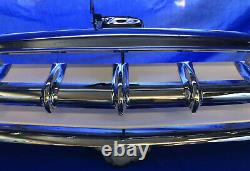 1952 chevrolet grill Triple Chrome One Year Of Warranty From The Company