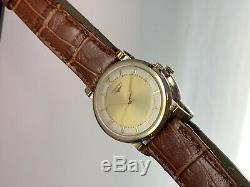 1953 Vintage Longines Manual Wind Restored, One Year Warranty BUY IT NOW $495