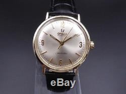 1959 Vintage Omega Automatic Seamaster Seahorse Back Two Tone One Year Warranty