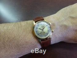 1960s Vintage Girard-Perregaux Alarm, Serviced, One Year warranty