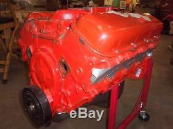 1966 Chevelle, 396 V8, 4 Bolt Main, 360HP, Engine. Rebuilt with One Year Warranty