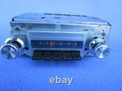 1968 Pontiac GTO Lemans Am Radio Serviced Original With Warranty