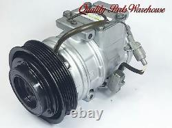 1994-2001 Toyota Camry V6 USA Remanufactured A/C Compressor WithOne Year Warranty