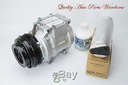 1995-2004 Toyota Tacoma 2.4L A/C Compressor kit withOne Year Warranty