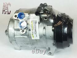 2000-2003 BMW X5 4.4L OEM GENUINE REMAN A/C COMPRESSOR WithONE YEAR WARRANTY