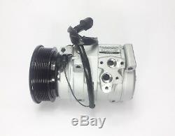 2001-2006 Mitsubishi Montero 3.8L OEM Reman. AC compressor With one year warranty