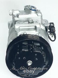 2004-2008 JAGUAR XJ8 4.2L USA REMAN A/C COMPRESSOR KIT WithONE YEAR WARRANTY