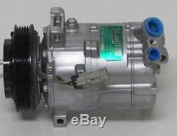 2005-2010 Saab 9-3 2.0L OEM REMAN. A/C COMPRESSOR WITH ONE YEAR WARRANTY