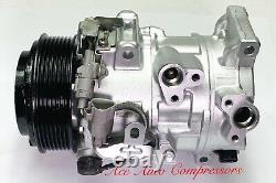 2005-2012 Toyota Avalon 3.5 Liter (V6) A/C Compressor Reman One Year Warranty