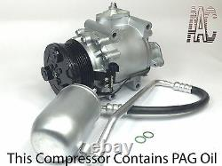 2005 FORD FREESTYLE A/C COMPRESSOR KIT WithONE YEAR WARRANTY