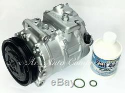 2006 2009 BMW 550I 650I 650CI A/C Compressor Reman One Year Warranty