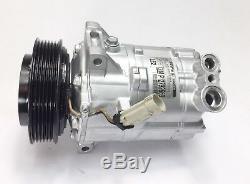 2006-2009 Saab 9-3 2.8L(V6) OEM REMAN. A/C COMPRESSOR WITH ONE YEAR WARRANTY