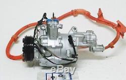 2006-2011 HONDA CIVIC 1.3L hybrid USA REMAN A/C COMPRESSOR WithONE YEAR WARRANTY
