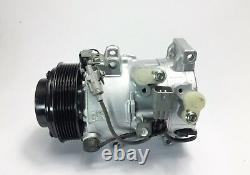 2007-2011 Lexus GS350 RWD Reman Denso A/C Compressor withOne Year Warranty