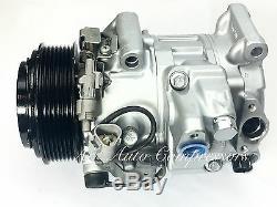 2007-2012 Lexus ES 350 V6 3.5L USA Reman A/C Compressor Kit One Year Warranty