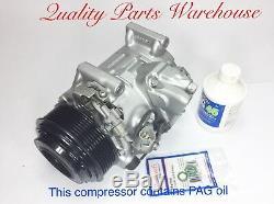 2007-2012 Lexus ES350 USA Reman OEM Denso A/C Compressor Withone year warranty