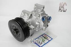 2009-2010, 2012 Toyota Matrix 1.8L A/C Compressor with One Year Warranty