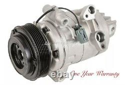 2009-2013 Mazda 6 3.7L Reman A/C Compressor With One Year Warranty