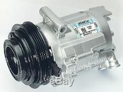 2010-2015 Chev Camaro Remanufactured A/C Compressor with One Year Warranty