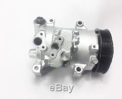 2011-2013 Toyota Corolla Matrix OEM Reman. AC compressor With one year warranty