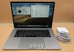 2019 Macbook Pro 15 A1990 MV902LL/A i7-9750H 2.6GHz 32GB 512GB ONE YEAR WARRANTY