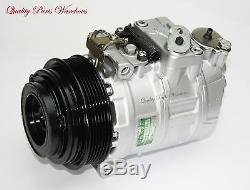 98-01 Mercedes Benz ML320, ML430, ML55 Reman A/C Compressor With one year Warranty