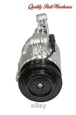 A/C Compressor Kit 2002-2008 Mini Cooper USA Remanufactured with One Year Warranty