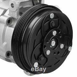 A/c Compressor 2004-2006 Subaru Baja Remanufactured With One Year Warranty