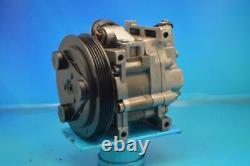 AC Compressor Fits 1988-1990 Honda Prelude (One Year Warranty) R57494