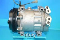 AC Compressor Fits 1998-2002 Mazda 626 (One Year Warranty) R14-3115 / 77546