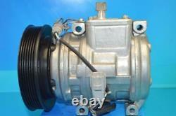 AC Compressor Fits 1998-2002 Toyota Corolla (One Year Warranty) R77320