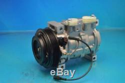 AC Compressor Fits 2002-2007 Suzuki Aerio (One Year Warranty) R97340