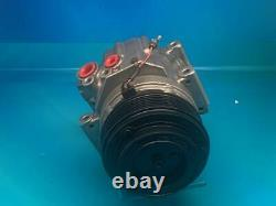 AC Compressor Fits 2005-2016 Toyota Tacoma (One Year Warranty) R67677