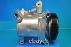 AC Compressor Fits 2007-2009 Suzuki SX4 2.0L (One Year Warranty) New 57471